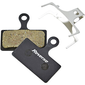 Reverse AirCon Replacement Brakepad for XTR after 2012 2pc schwarz